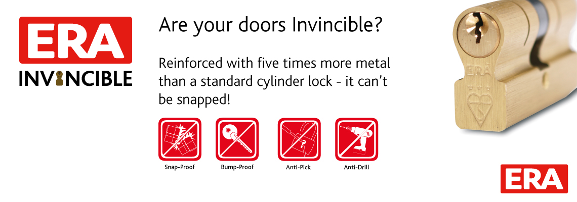 ERA Invincible Door Cylinder