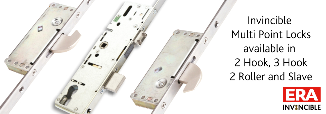 ERA Invincible Multi Point Door Lock