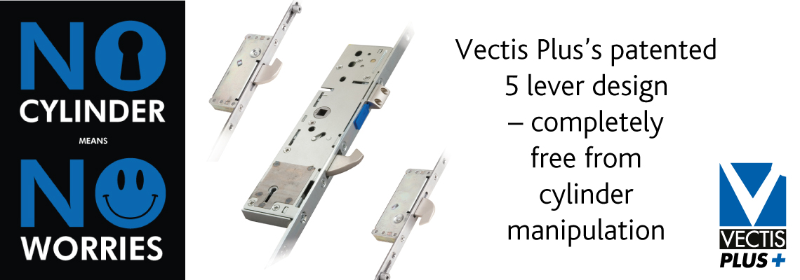 ERA Vectis Plus Multi Point Lock