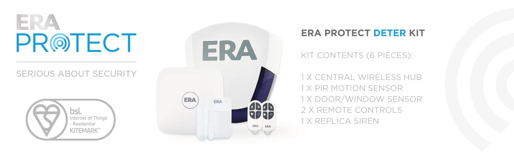 ERA Protect Battery Operated Wireless Siren