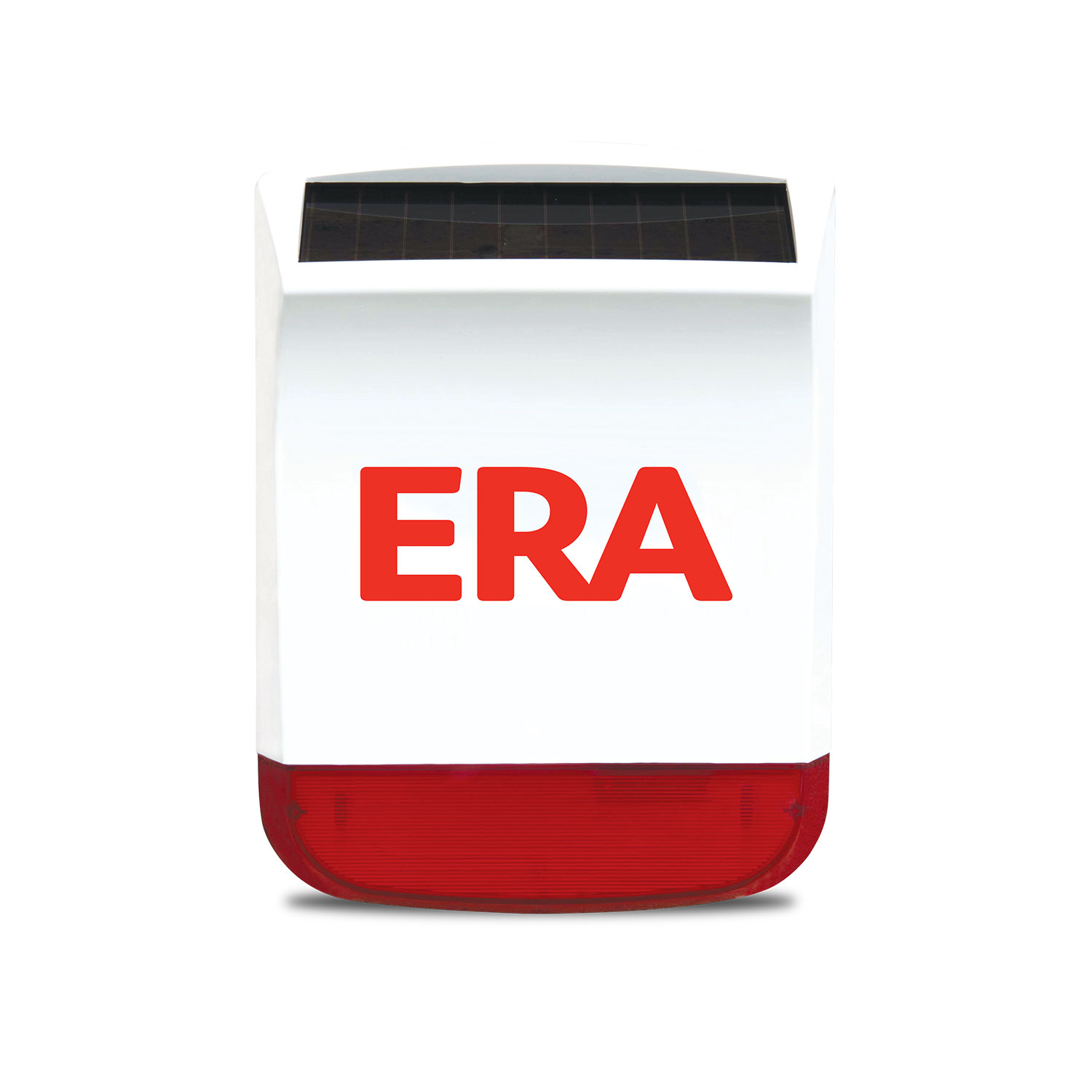 Solar Charged Wireless External Siren for ERA Alarm Systems