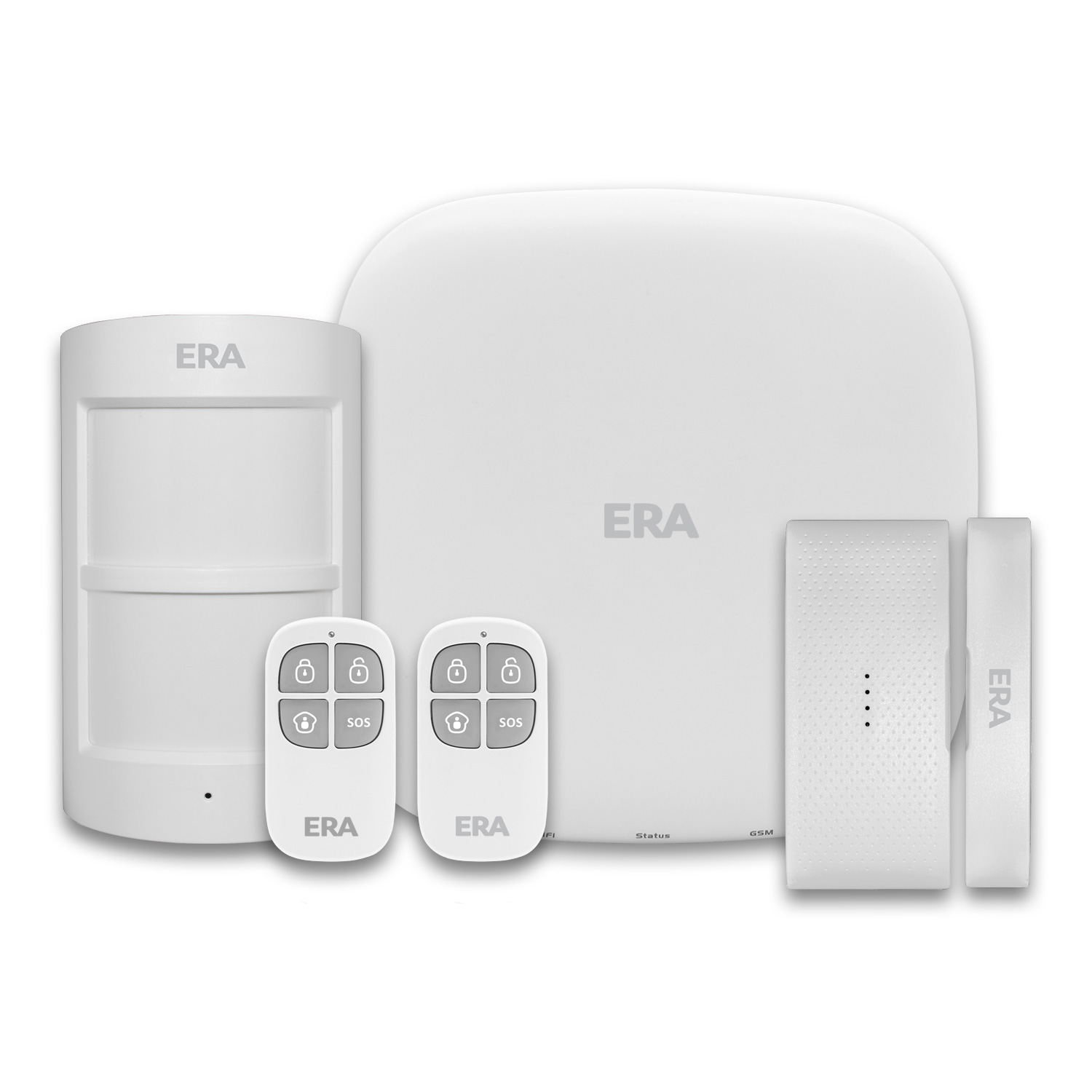 HomeGuard Pro Smart Home Alarm System