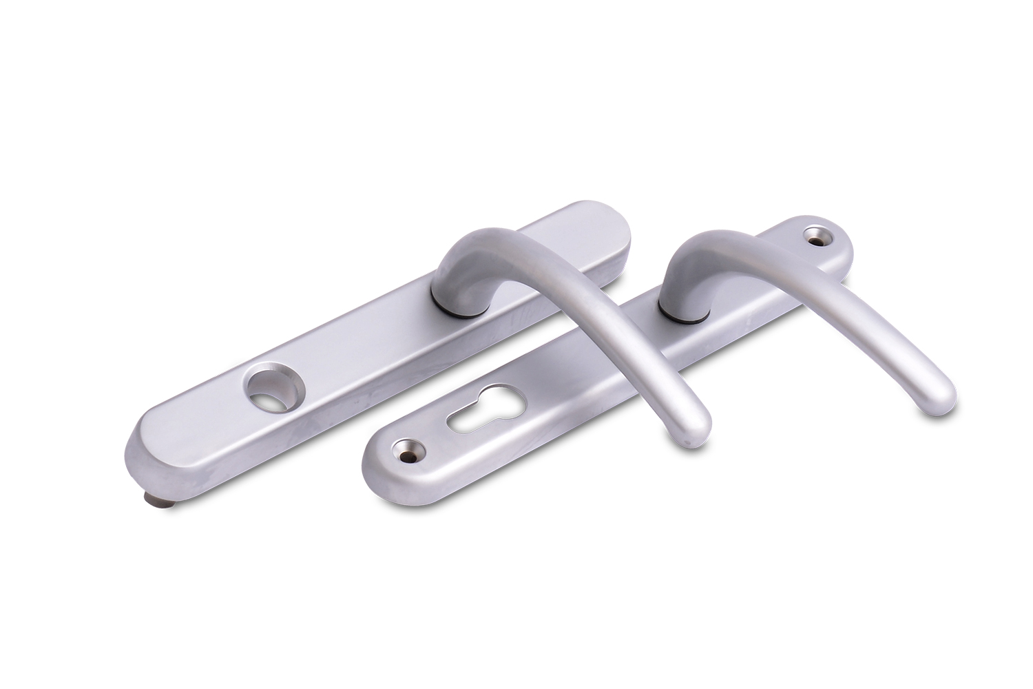 Berwick High Security Sprung Inline Lever Lever Door Handle