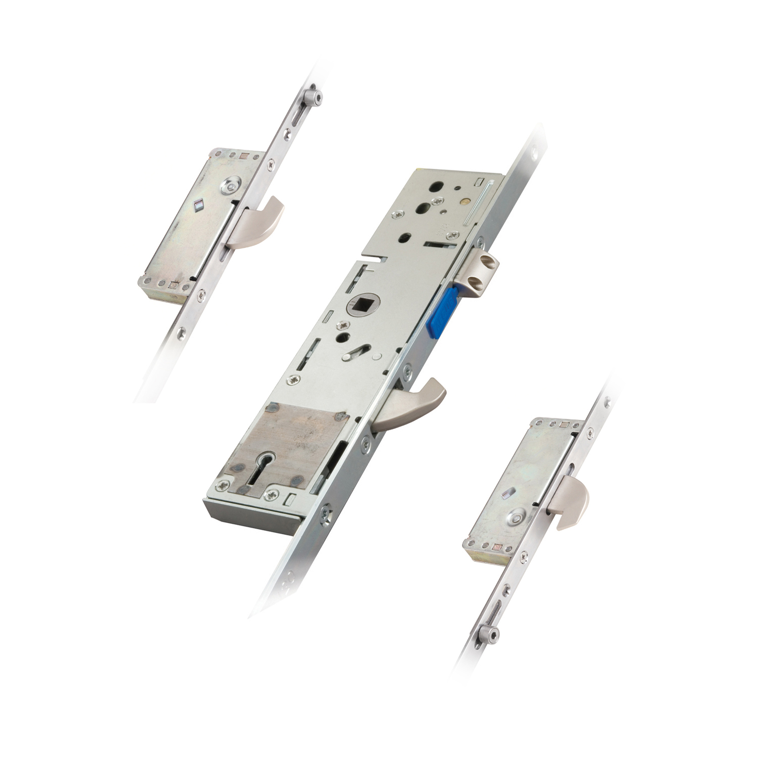 3 Hook 2 Roller Vectis Multi Point Door Lock
