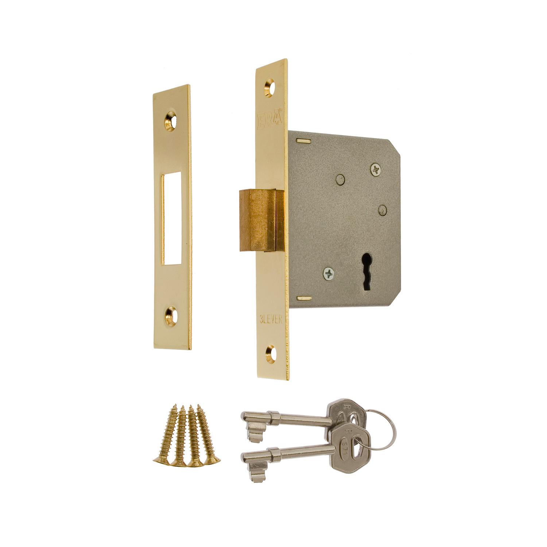 3 Lever Deadbolt Mortice Door Lock  sc 1 st  ERA Everywhere & ERA Everywhere pezcame.com