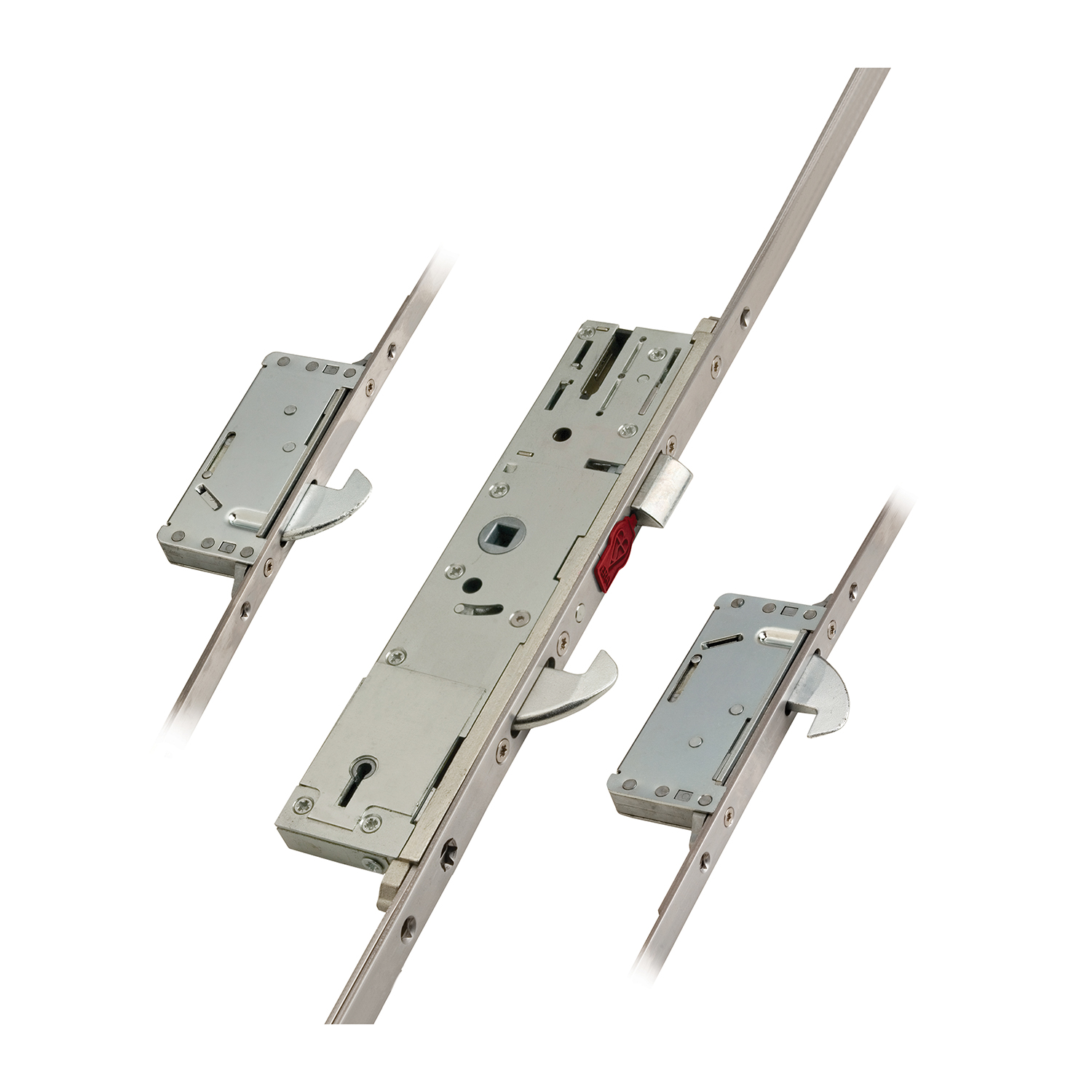 British Standard Fortress 3 Hook Vectis Multi Point Door Lock