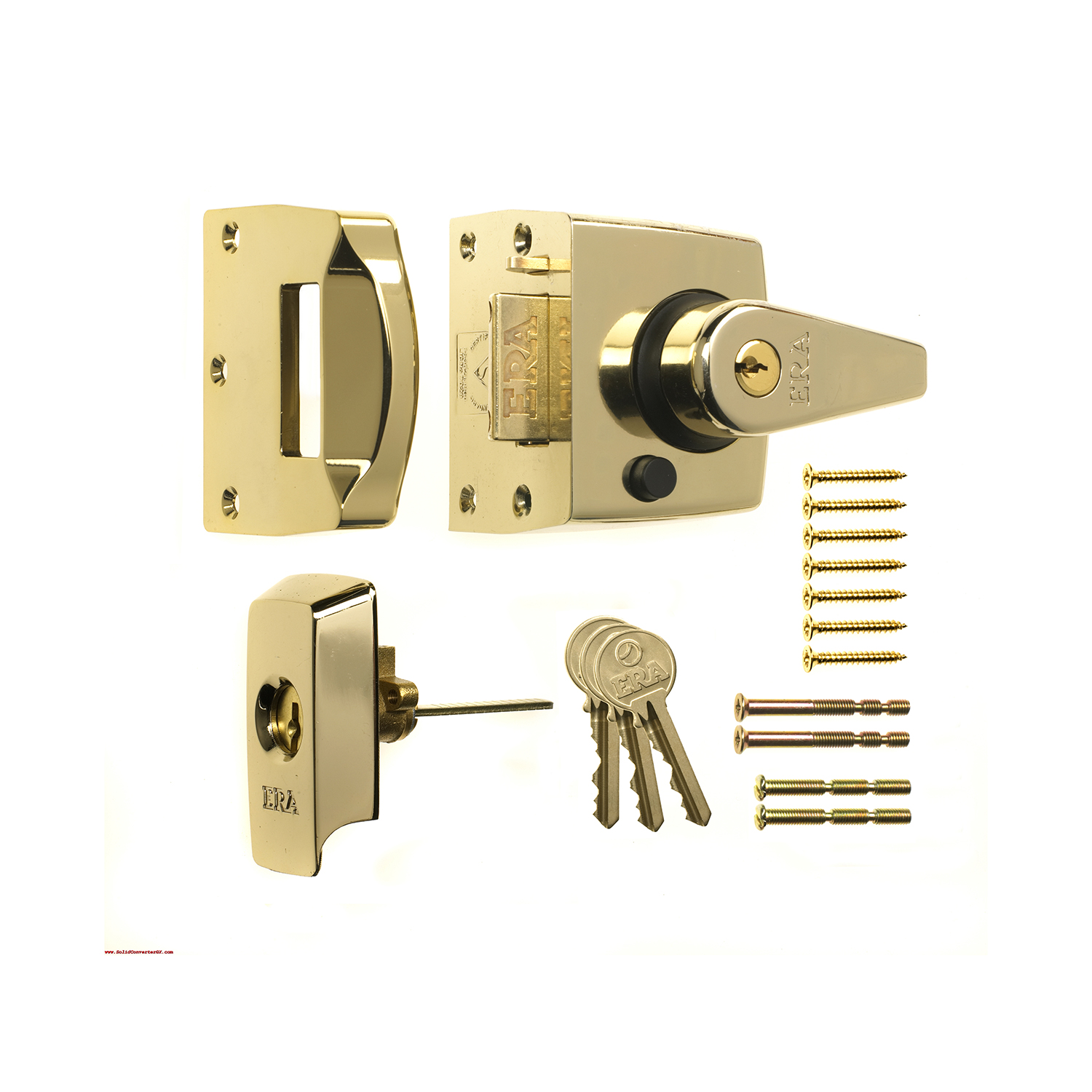 British Standard High Security Nightlatch Door Lock