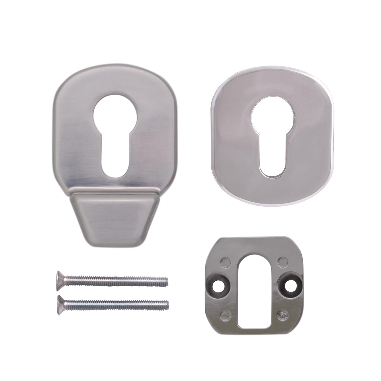 316 stainless steel Euro profile finger pull