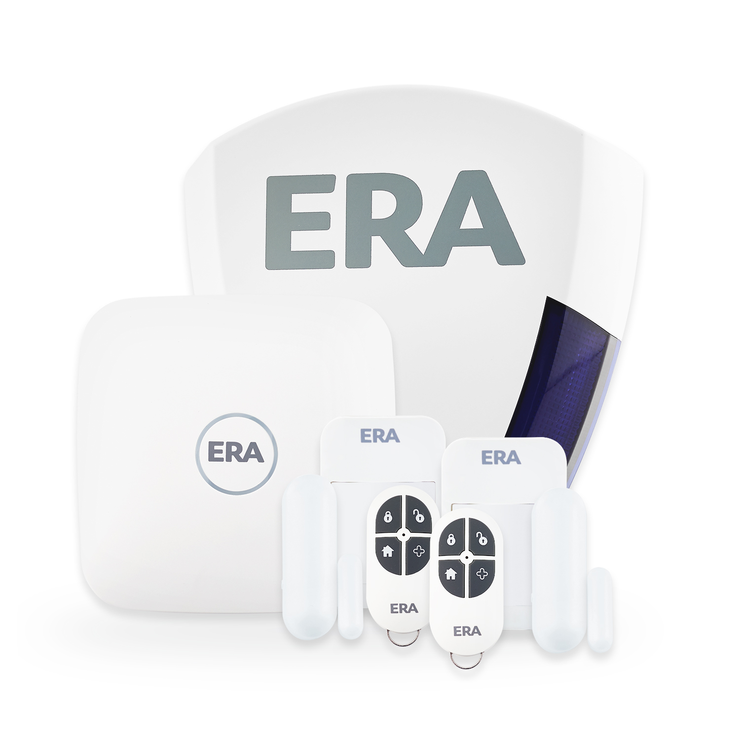 ERA Protect Alert Smart Alarm Kit with Live Siren