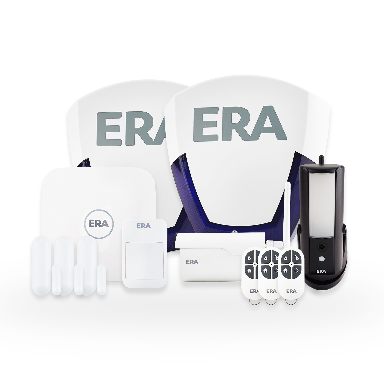 ERA Protect Guardian Smart Alarm Kit with Sirens & External Cameras
