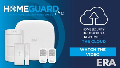 Take a look at the features of the ERA HomeGuard Pro Alarm System.